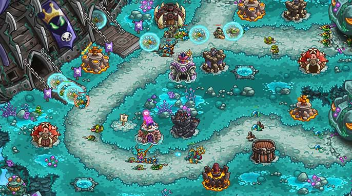 Kingdom Rush Vengeance